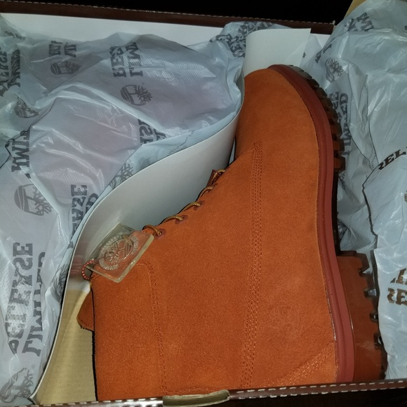 9bbb4bb74f5f9 Timberland boots Kith limited release